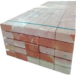 traverse douglas 100x200mm - central bois - aménagement extérieur - bon rapport qualité / prix - remise de 10%