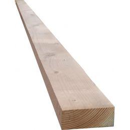 bastaing 3m - bois de charpente en douglas - dim : 63mm x 150mm