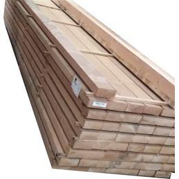 bastaing 4m - bois de charpente en douglas - dim : 63mm x 150mm