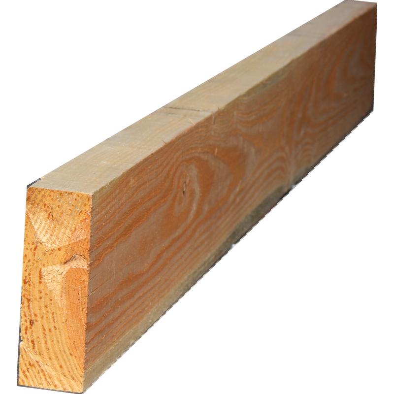 madrier 4m en douglas massif - bois de charpente brut