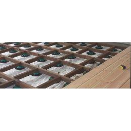 plot 50/80 - installation terrasse douglas
