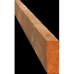 bastaing 3 m - bois de charpente en douglas 63x175 mm