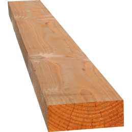 bastaing douglas 4 m - bois de structure en douglas naturel brut