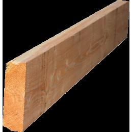 madrier douglas 3m - Ep : 75 mm - Larg : 250 mm - bois de construction / charpente