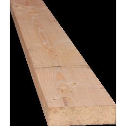 madrier douglas brut en 4m - bois de charpente, bois de construction en 7,5 cm  d'épaisseur par 25 cm de large