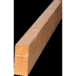Panne Douglas en 4 m - 100x225mm - Bois de charpente - Bois de construction