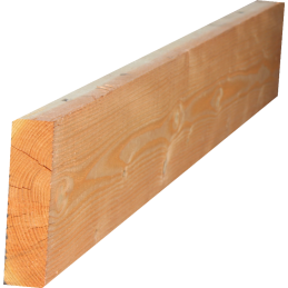 madrier charpente en 3m - douglas naturel brut - Ep: 7,5cm Larg: 30 cm