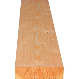 Panne charpente douglas 100 x 300 en 5 m - bois de construction / bois de charpente / bois de structure