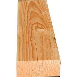 poutre bois en douglas rabotée en 5m - poutre pour maison, charpente, construction bois, structure ...