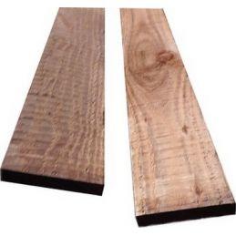 planche traité autoclave marron - dim: 27x150mm