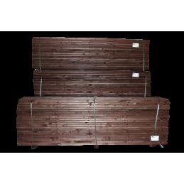 planche douglas traité en 14.5cm de large - vente directe scierie !