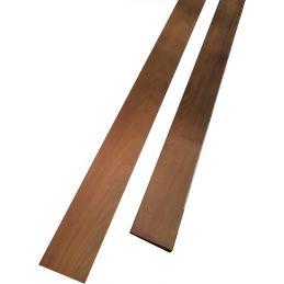 lame de terrasse exotique - IPE de 1ere QUALITÉ ! - 19 mm d'épaisseur - 145 mm de large - Longueur variable de 1m25 à 2m15