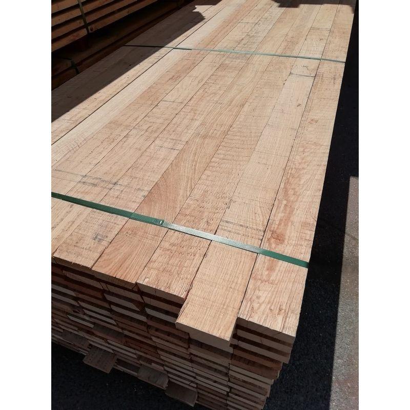planche chêne naturel - Ep 27mm - brut - idéal création meubles, menuiserie, étagères ...