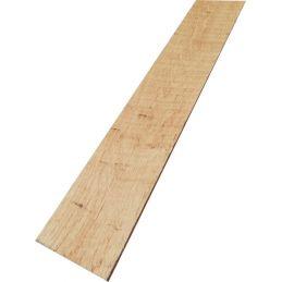 planche chene brut - 2m50 de long - choix 2/3
