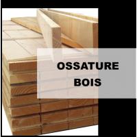 Montant Ossature Douglas pour Construction Maison Ossature Bois !